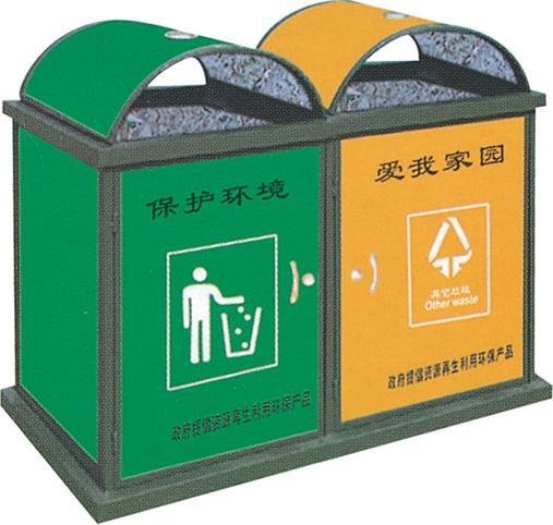 西安环保分类垃圾桶制作销售厂家供应商推荐图片