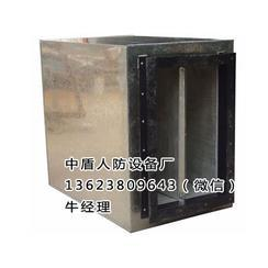 阻抗复合消声器 人防暖通消声装置生产厂家现货