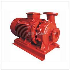 XBD型卧式单级管道消防泵