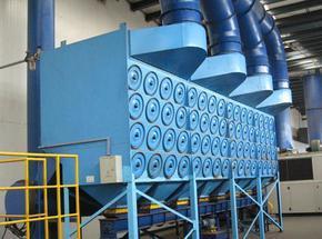LMC-H型脉冲滤筒式除尘器