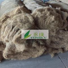 麻椰固土毯 环保生态植草毯