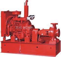 XBC-IS型柴油机消防泵,瓯北XBC-IS型柴油机单级单吸离心泵
