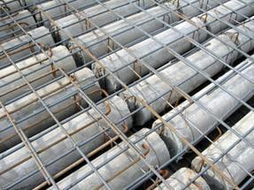 供应河南江西空心楼盖板填充薄壁管,薄壁空心筒芯