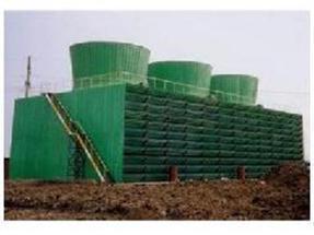 250吨圆形冷却塔 300吨方形冷却塔 350吨节能冷却塔