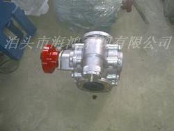 海鸿牌KCB-200不锈钢泵