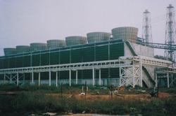 钢筋混凝土结构冷却塔