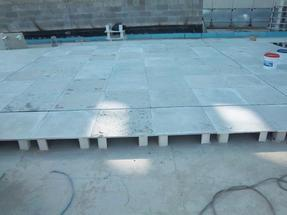 纤维水泥隔热架空板凳,增强纤维水泥隔热板凳