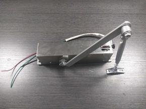 五铭江消防防火门电动闭门器温电双控常开式闭门器