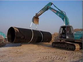 塑钢缠绕管排水管