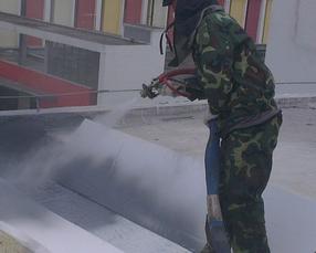 聚脲屋面防水涂料聚脲施工