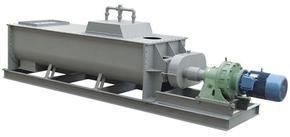 恒裕机电除尘生产的粉尘加湿搅拌机
