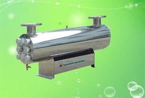 水处理紫外线消毒杀菌设备