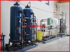 15T/H去离子水设备
