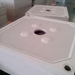 滤板 压滤机核心过滤元件