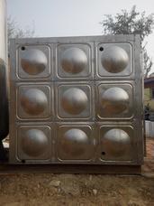 不锈钢冲压水箱