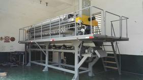 全自动隔膜压滤机-有效降低污泥含水率