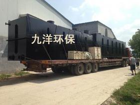 20吨每天一体化黄花菜清洗污水处理设备有口皆碑