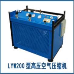 气密性检测高压空气压缩机