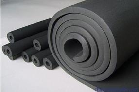 橡塑保温棉 隔热棉自粘 保温材料 隔热材料