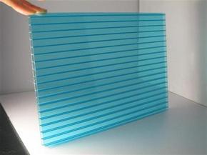 阳光板温室阳光板大棚PC采光板