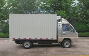 福田小型药品冷藏车5.5立方