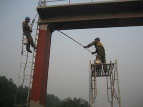 安庆厂房钢结构防腐工程