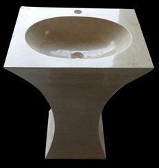 洗手盆/大理石石制洗手盆 QD-VANITY 2012007