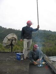 黄石避雷设施维修