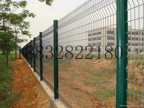 华光围墙网生产商|小区围墙网厂家批发零售