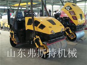 常柴390三缸3吨压路机价格型号 双钢轮小型压路机厂家直销