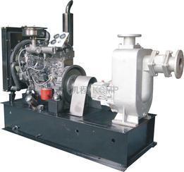 XBC-ZW型自吸式柴油机泵,瓯北XBC-50ZW20-32型柴油机排污泵