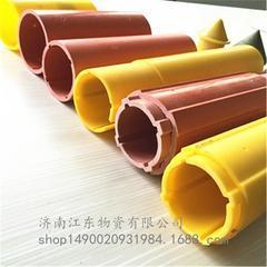 国标PVC测斜管 地铁基坑专用70mm高精度测斜管/圆形U型测斜管