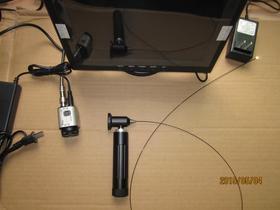 CEF-1.0盛邦威警用针孔1毫米内窥镜