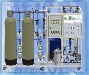 长春医用纯化水处理设备