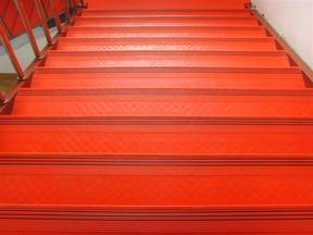 Pvc楼梯整体踏步,l楼梯踏步铺装
