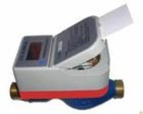 天津IC卡智能热水表耐高温