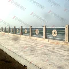 锦润铸造石桥梁护栏