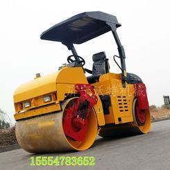 品牌促销震动式大钢轮压路机保障品质
