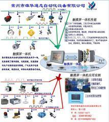 机械设备触摸屏一体机控制器,触摸控制区一体机