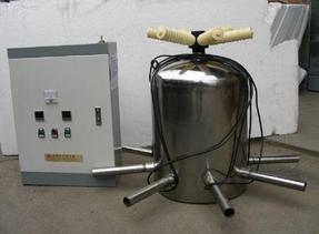 水箱自洁消毒器原理图