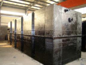西安生活污水处理设备金戈应急、一体式污水处理设备金戈现状、金戈环保设备案例