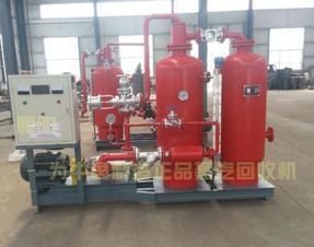 全自动节能型密闭式6T蒸汽冷凝水回收机