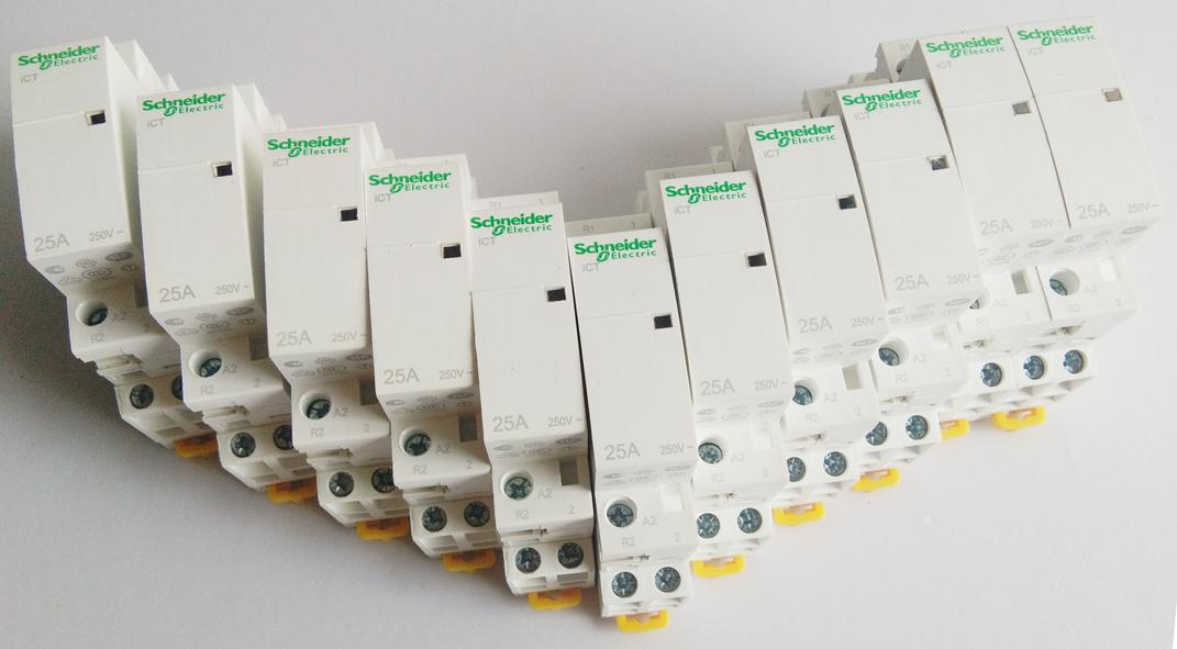 电工电气 电气设备 低压配电装置及低压电器 接触器,电机起动器 交流