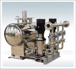 无负压供水设备工作原理北京麒麟公司