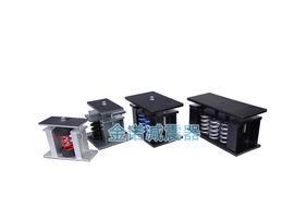 风机组弹簧减振器 发电机组隔震器