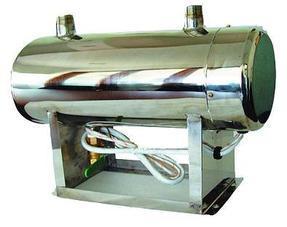 全国首家整体不锈钢中央空调用辅助电加热器