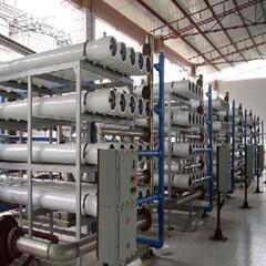纯水设备,反渗透设备,EDI超纯水设备