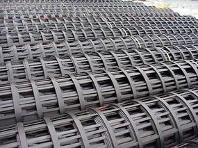 钢塑格栅、玻纤格栅、经编格栅
