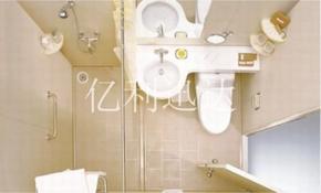 酒店宾馆公寓、整体卫生间、卫浴