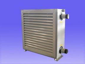 Q型蒸汽工业暖风机
